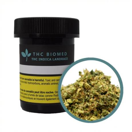Milled THC Indica Landrace_ws