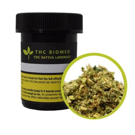 Milled THC Sativa